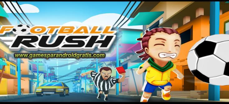 Download Football Rush 2014: Brazil Apk