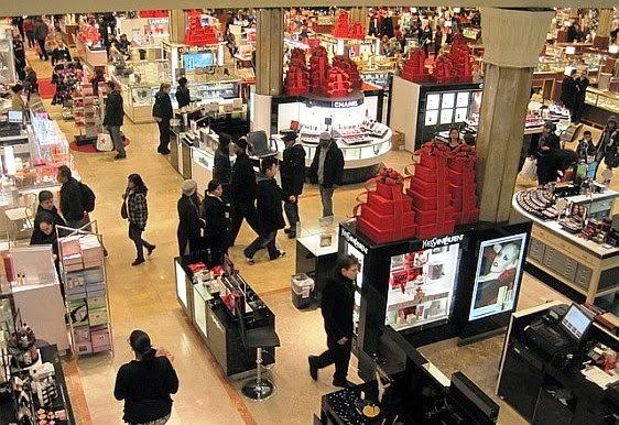 Lojas Nova York - Compras