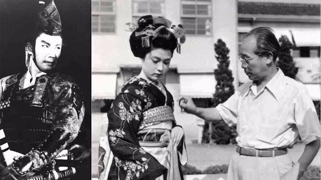 Кинематографические приёмы Кэндзи Мидзогути