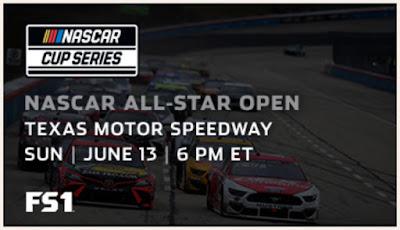 NASCAR Cup Series Race (Open)