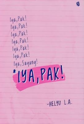 Iya, Pak! by Helyu L.A. Pdf