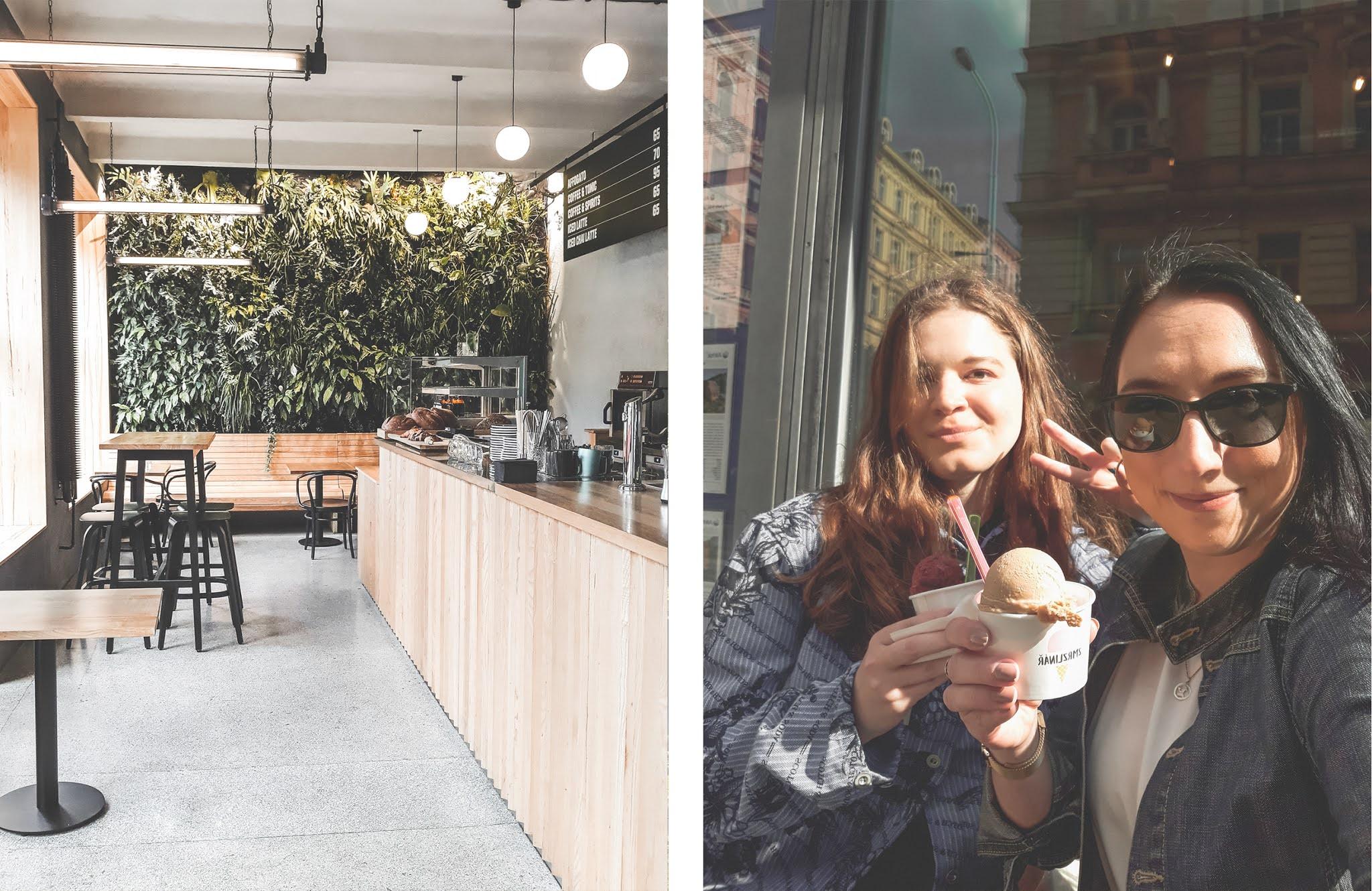 Kavárna Coffee Source Francouzská