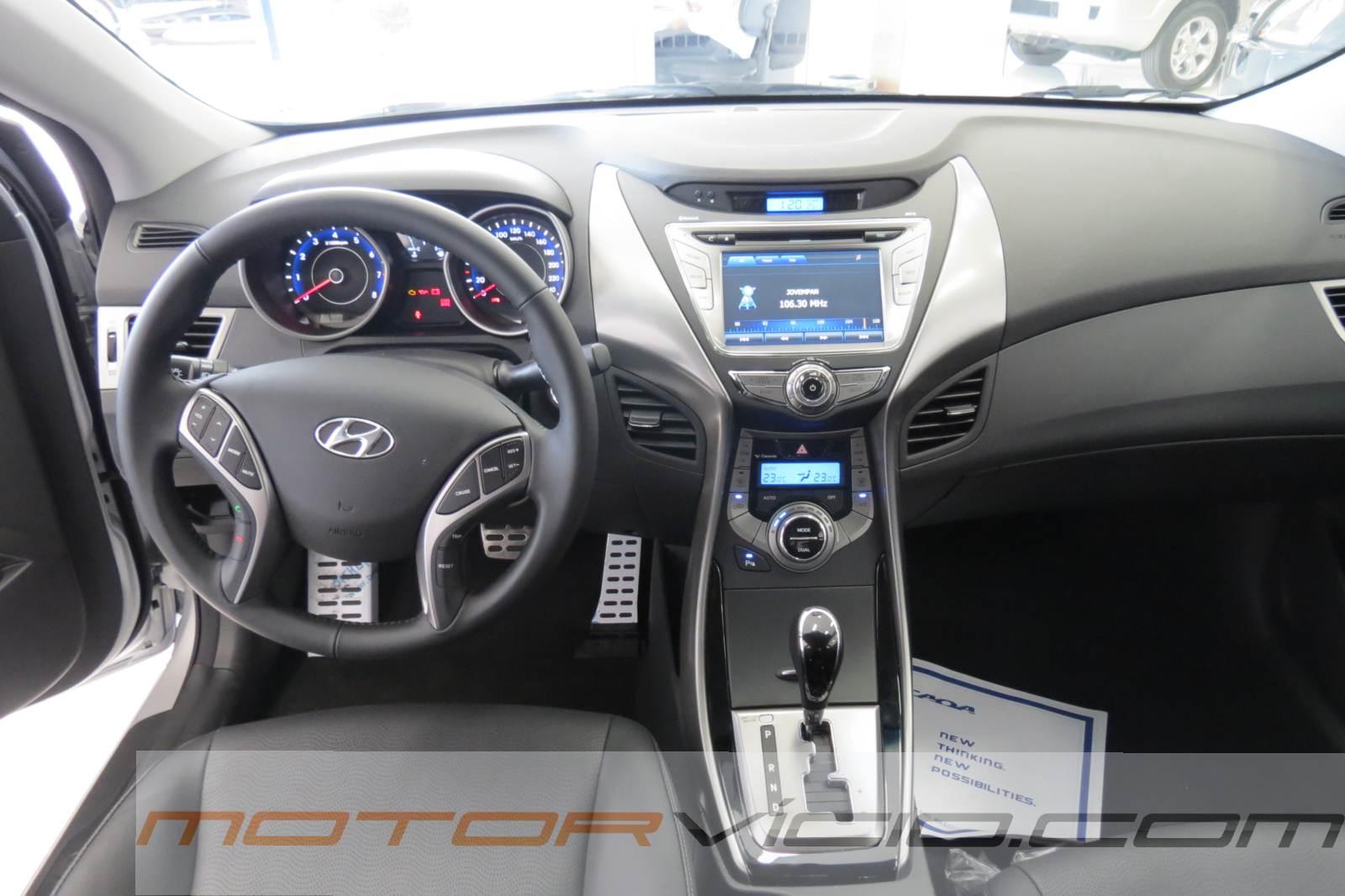 Novo Hyundai Elantra 2014 V 237 Deo Pre 231 O E Fotos Motor V 237 Cio