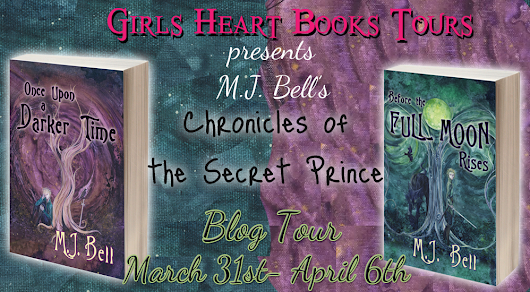 Blog Tour: Chronicles of the Secret Prince by M.J. Bell