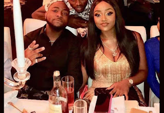 """She Said Yes"" - Davido Reveals As Chioma Accept His Marriage Proposal. 
