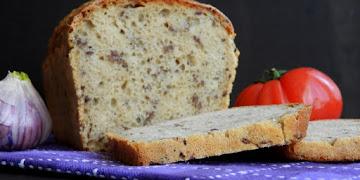 Szybki chleb z ziarnami