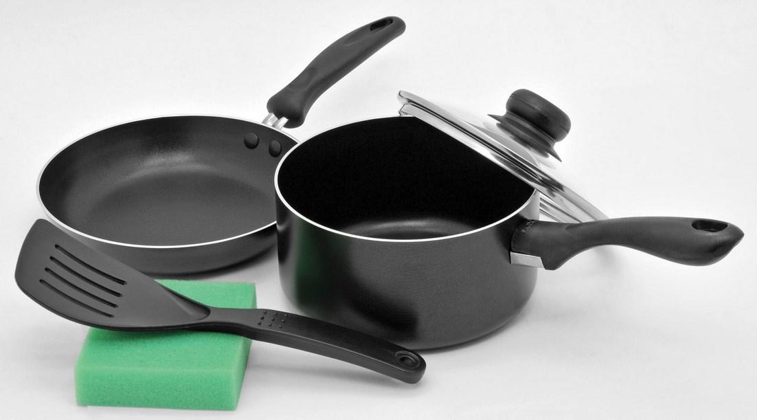 kenali efek bahan kimia di alat masak nilon