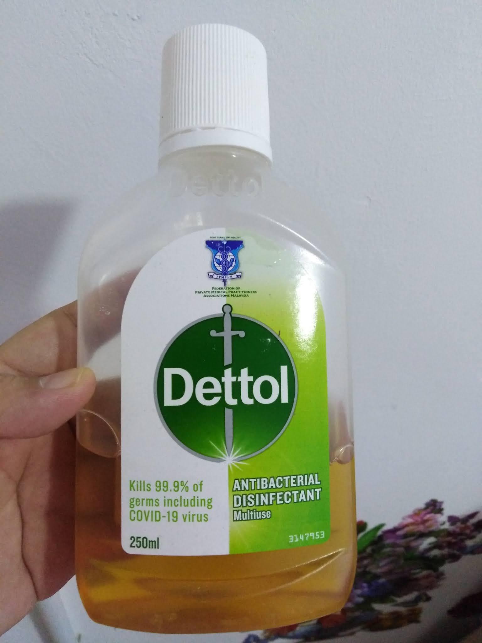beli spray dettol antiseptic liquid murah mudah