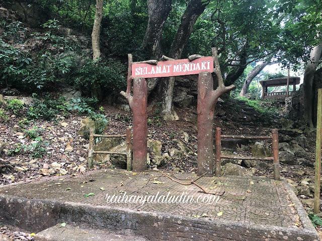 Hiking di Gunung Keriang, Alor Setar, Kedah