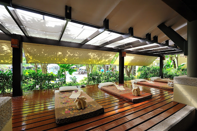 Spa Massage at The Merlin Phuket