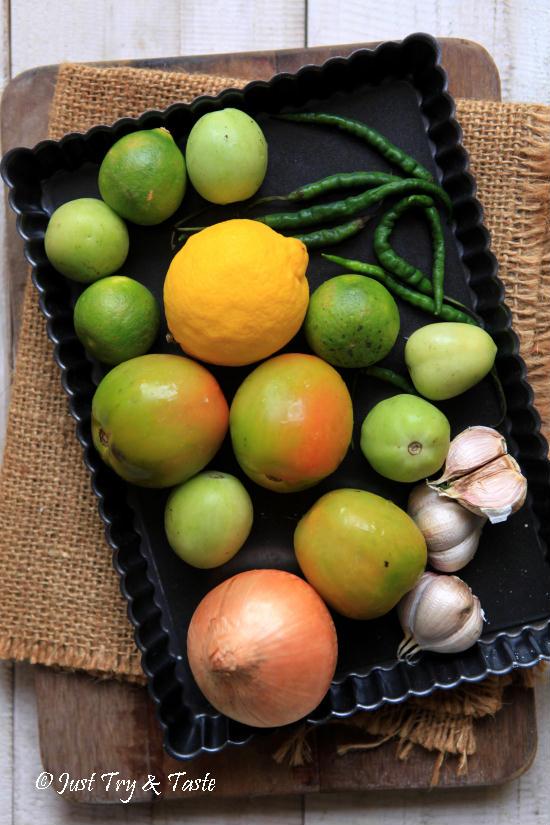 Resep Salsa Tomat Hijau (Green Tomato Salsa)