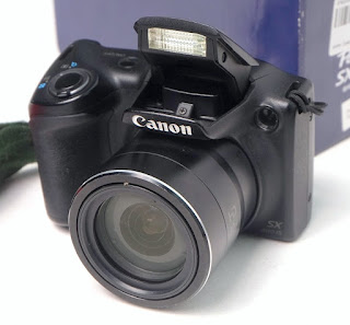 Jual prosumer Canon Powershoot SX400 IS bekas