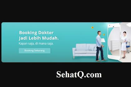 SehatQ.com: Forum Tanya Jawab Dokter dan Booking Dokter