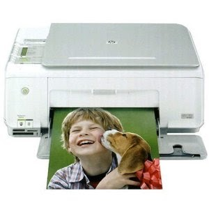 scan as well as re-create your digital photos as well as documents alongside this HP Photosmart C HP Photosmart C3140 Printer Driver Downloads