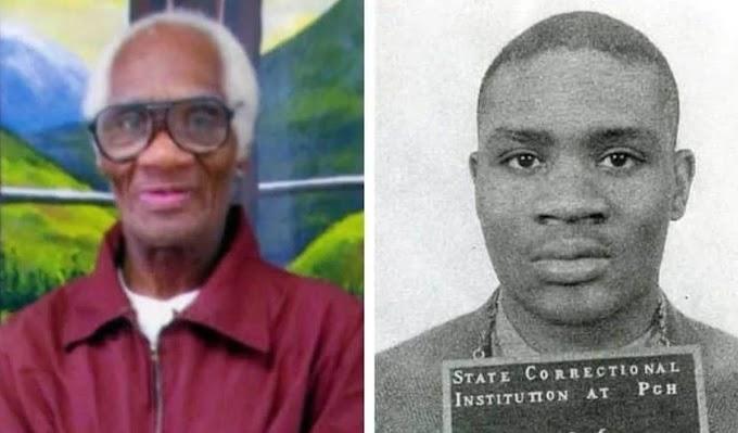 Dibebas pada usia 83 tahun