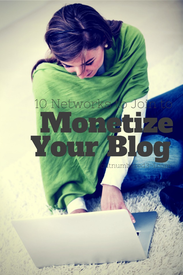 Blogging Networks You Should Join to Monetize Your Blog