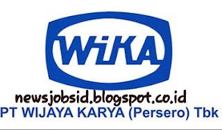 Lowongan Kerja Fresh Graduate/ Experience PT. Wijaya Karya (Persero) Tbk Februari 2017