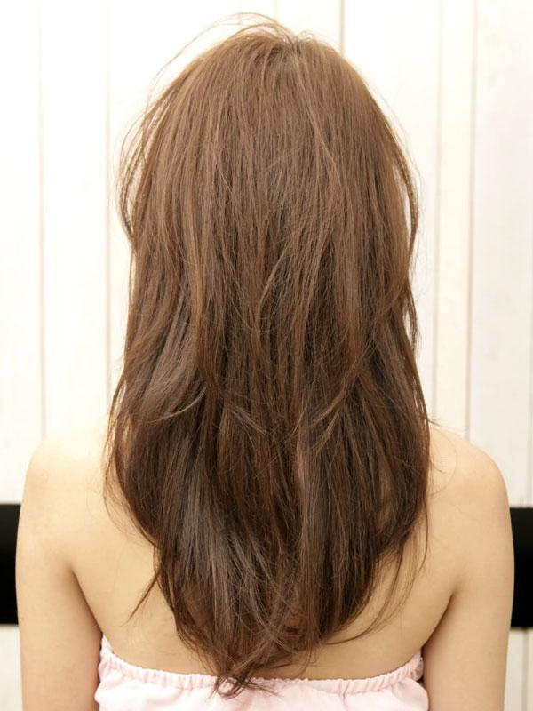 Gaya Terbaru 43 Model Rambut Pendek Wanita Dilihat Dari Belakang