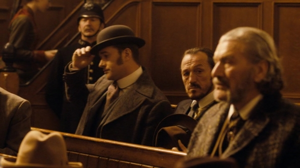 Ripper Street Theory - Last Episode