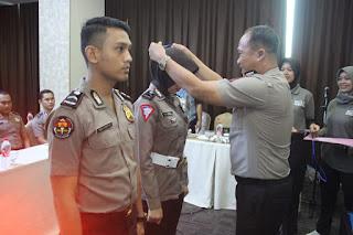 Kabid Humas Polda Jambi Membuka Pelatihan SDM Kehumasan Polri Se-Provinsi Jambi.
