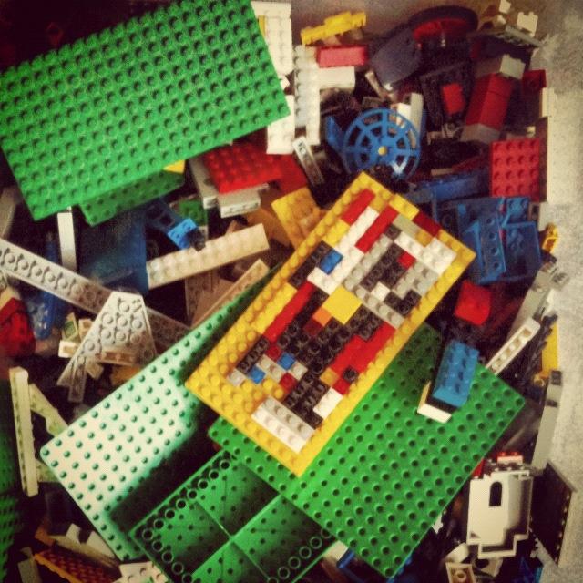 Carpool Lane Rules >> Road Trip Wednesday: Legos and NaNo | Kate Hart