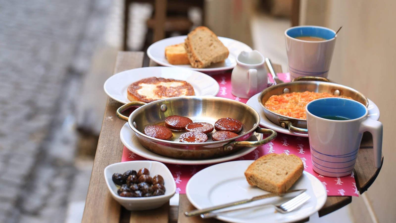 Marmelat Cafe Karaköy Kahvaltı
