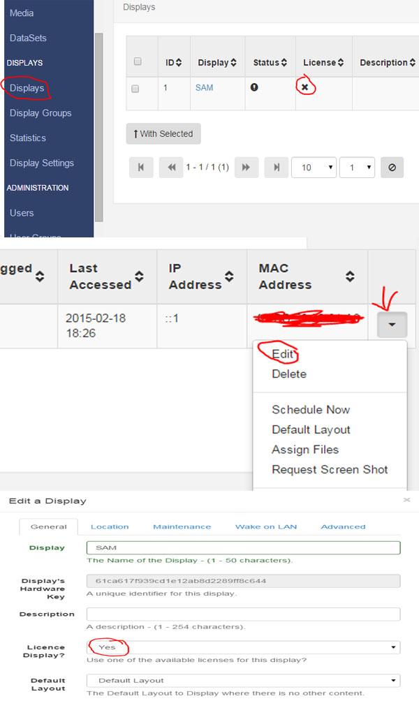 Cara Install Xibo CMS and Digital Signage Player Pada XAMPP