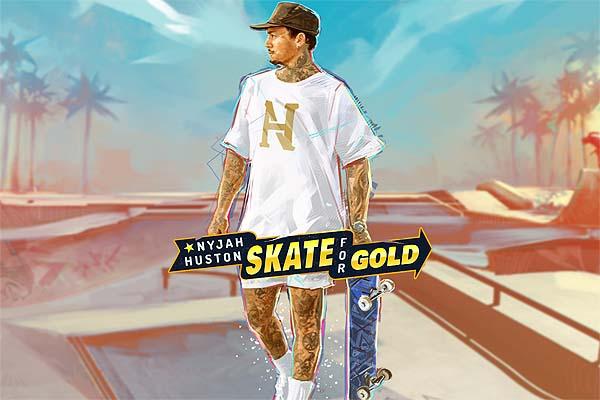 Game Slot Nyjah Huston: Skate For Gold Play N Go