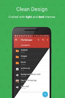 File Manager Apk Premium v1.11.0 Terbaru