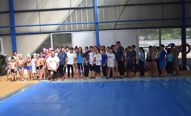 Δυναμικός και γεμάτος δραστηριότητες ήταν ο πρώτος μήνας της σεζόν για τους αθλητές όλων των τμημάτων της Κολυμβητικής Ακαδημίας «ΝΑΟΥΣΑ».