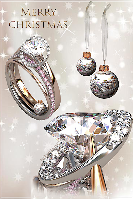 Greg Neeley Jewelry Christmas Edit Award Winning Meteor Ring #brilliantluxury