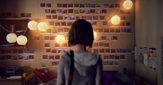 The Puzzle Design of Life is Strange