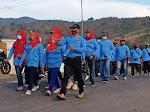 Milad ke 31 dan Reuni Akbar SMANSA Kempo Semarak, Diikuti 29 Angkatan