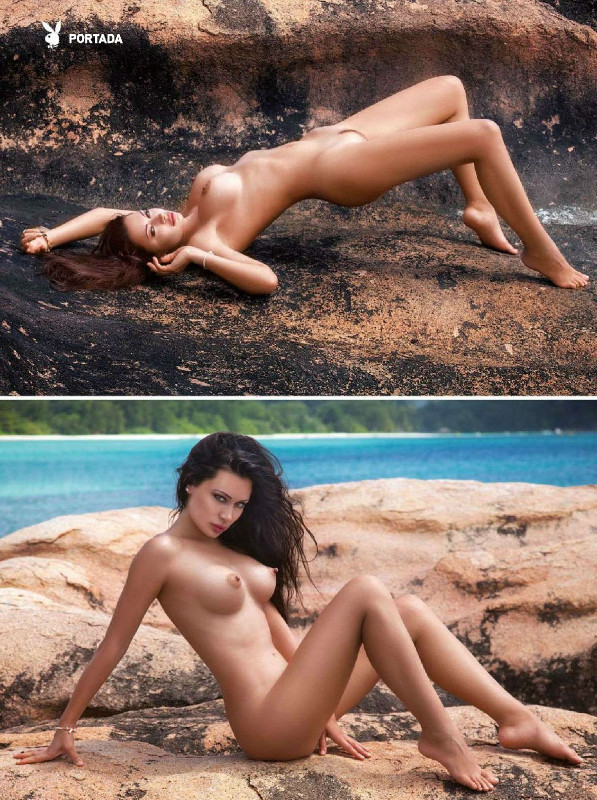 Anna Grigorenko naked photos - Playboy Venezuela