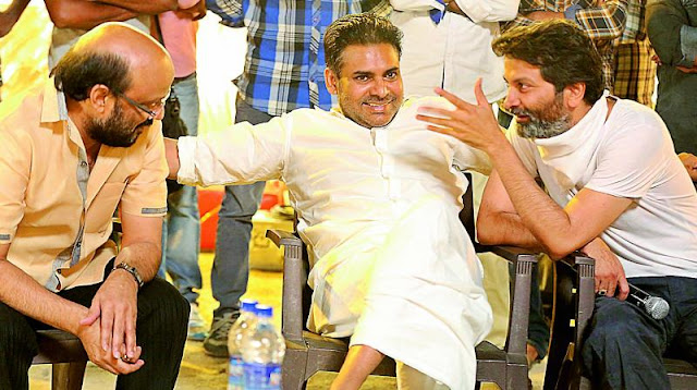 trivikram and pawan kalyan film confirmed