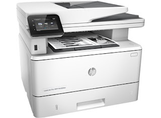 Download HP LaserJet Pro MFP M427fdn drivers