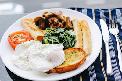 Healthy food, healthy Breakfast