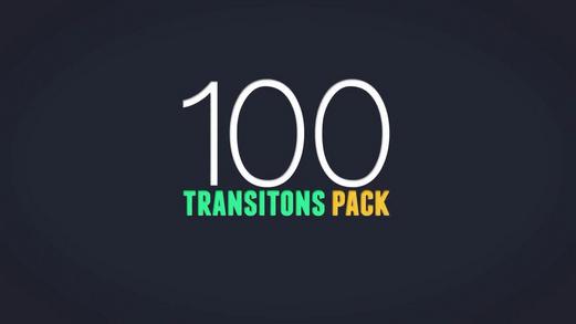 قالب افتر افكت مجاني - 100 انتقال مميز للافتر افكت - CS5.5 فأعلى