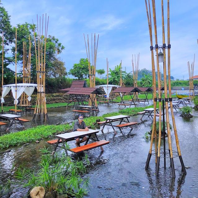 Ketjeh Resto Klaten - Review Daftar Menu, Fasilitas Lengkap & Lokasi
