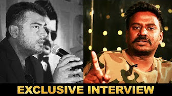Fans can ask Thala Ajith to come for Audio Launch | Put Chutney Fame Raj Mohan Interview