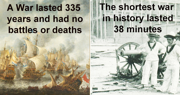 10 Mind Blowing Facts Of History That Most People Didn't Know