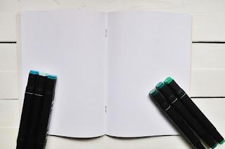 Co zrobić z pustym zeszytem? 42 pomysły na pusty zeszyt