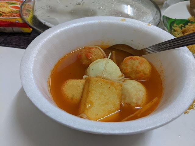 Sedap Weh! First Time Makan Oden Dengan Odeen Viral Cekyana Pula Tu!