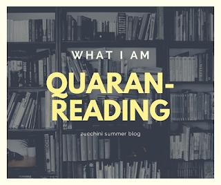 Quaran-Reading: Books to Read While Quarantined