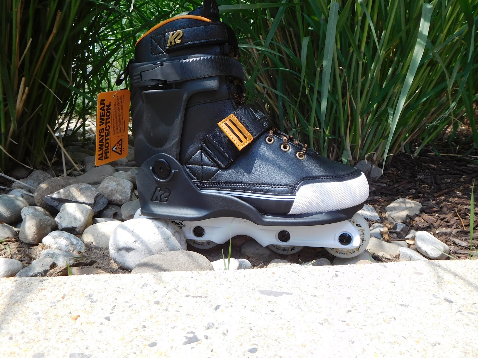 Alpine Ski Shop Daily Drops K2 Unnatural Aggressive Inline Skates 11 Is Excited To Have This Great Skate In The Store Features An Extended Flat Rocker Frame With 60mm Wheels