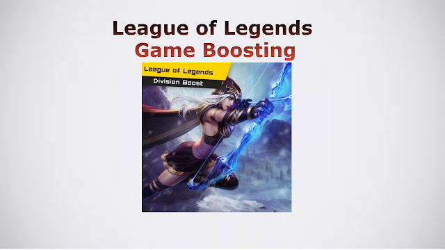 League of Legends Game Boosting