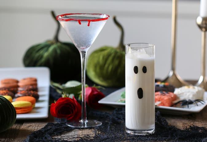 Halloween Cocktails Le Scoop
