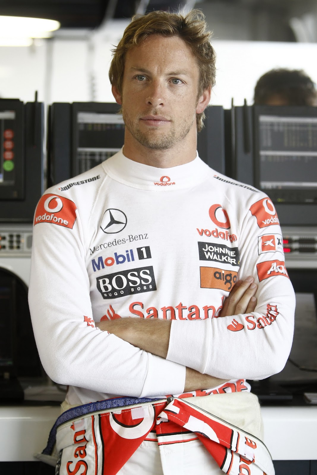 Jenson Button - Formula One Driver | British accent is ...