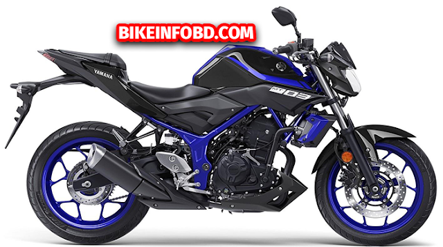 yamaha mt 03 top speed