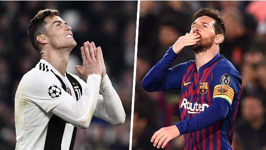 Ronaldo Admits Messi Makes Him 'A Better Player'
